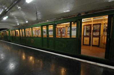 Le cinéma, ses décors et la RATP!