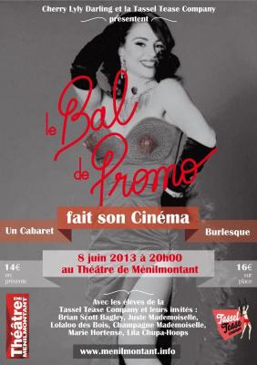 """""""Le Bal de Promo fait son cinéma"""""""