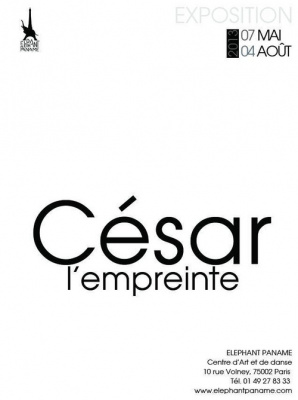Exposition César, l'Empreinte