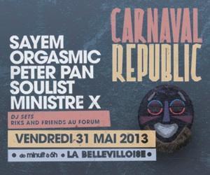 Carnaval Republic #5