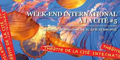 WEEK-END INTERNATIONAL À LA CITÉ #5