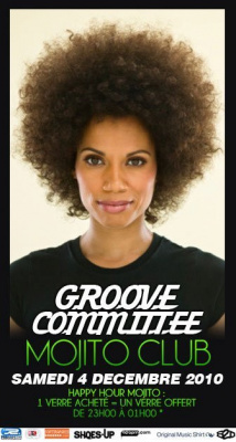 groove committee partenaire