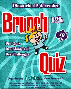 brunch quiz