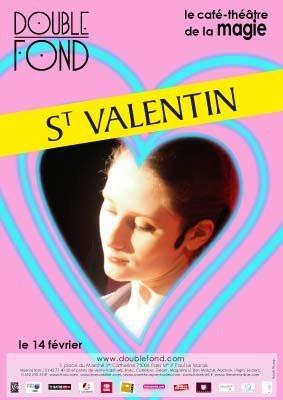 saint valentin double fond