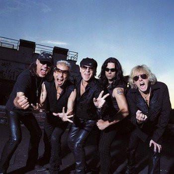 Scorpions Paris Bercy