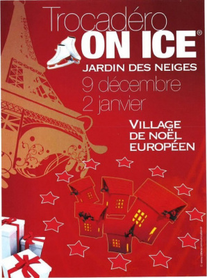 Trocadéro on ice