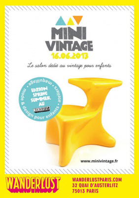 SALON MINI VINTAGE AU WANDERLUST