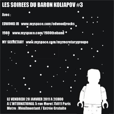 soirées du baron kolipapov