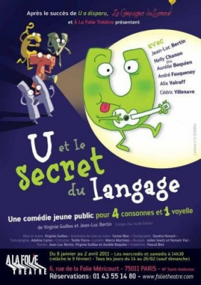 u et le secret du language