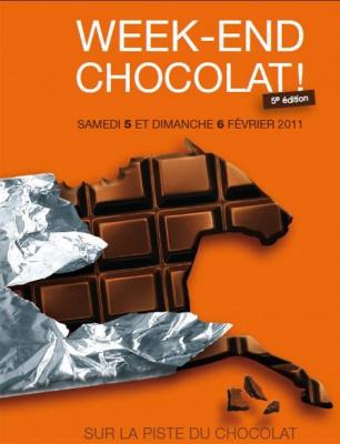 week-end chocolat