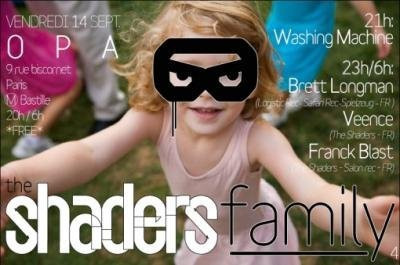 The Shaders - family
