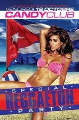 Candy Club special Reggaeton