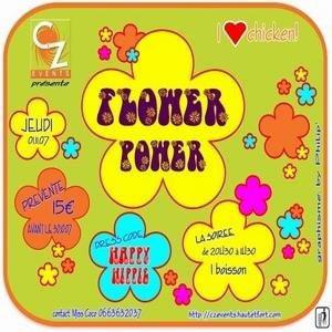 La Flower Power Party
