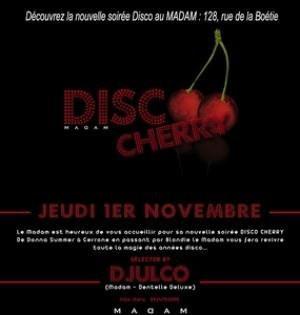 Disco Cherry