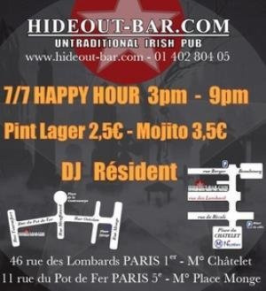 Halloween Party @ Hideout