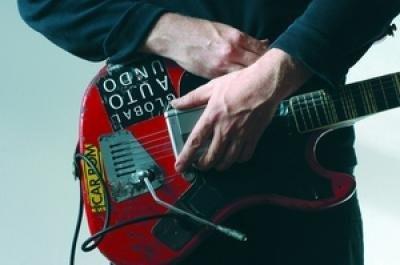 Les Soirees Nomades // Duos poesie - guitare