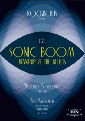 Space Night // Concert de Sonic Boom