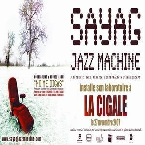 Sayag Jazz Machine