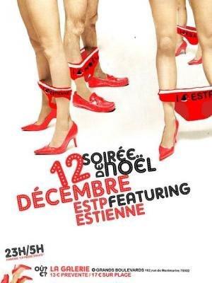 Soiree de Noel: ESTP feat. Estienne