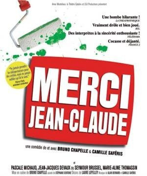 Merci Jean Claude