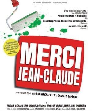 Merci Jean Claude