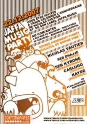 Jaffa Music Party