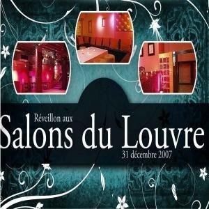 Réveillon aux Salons Du Louvre