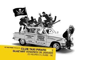 CLUB TAXI PIRATE  #01