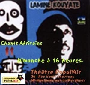 Lamine Kouyate