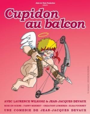 Eclats d amour ou Cupidon au Balcon