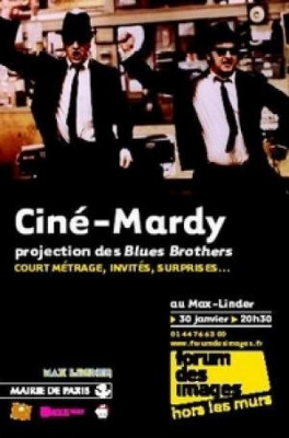 Cine Mardy: The Blues Brothers