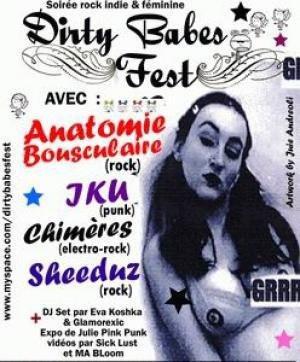Dirty Babes Fest