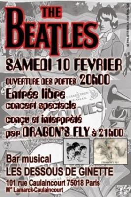 Dragon's flye
