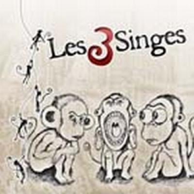: LES 3 SINGES - MOIJE + guests