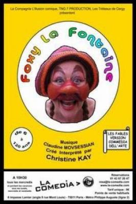 Foxy La Fontaine