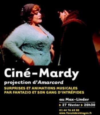 Cine Mardy: Amarcord