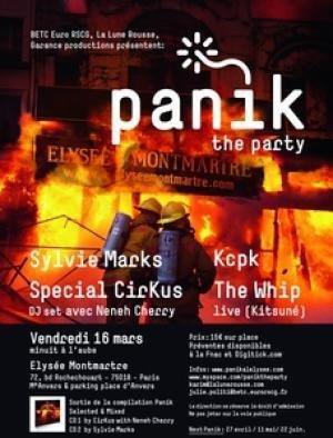 After Show Panik