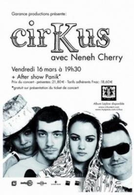 Cirkus feat. Neneh Cherry