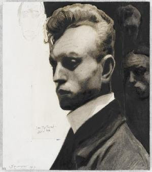 Spilliaert: autoportraits