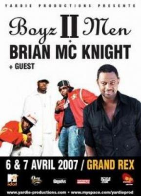 Boyz II Men + Brian Mcknight