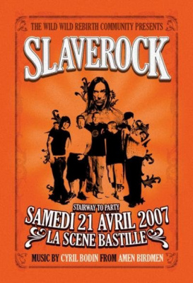 Slave Rock