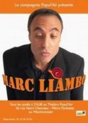 Marc Liambo dans ses oeuvres