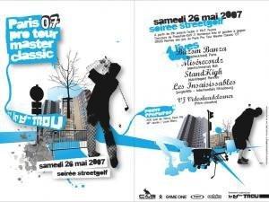 PARIS PRO TOUR MASTER CLASSIC PARTY