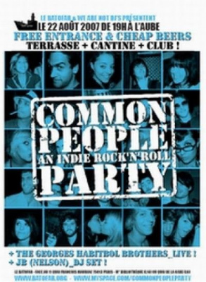COMMON PEOPLE #10