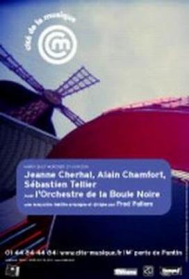 Sébastien Tellier ET l'Orchestre de la Boule Noire