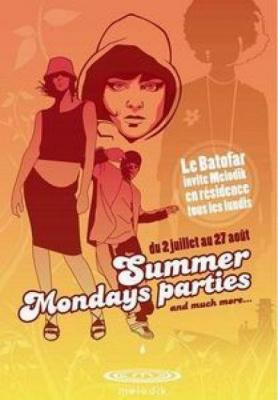 SUMMER MONDAYS PARTIES : Carte Blanche à JOTA & COMPANHIA