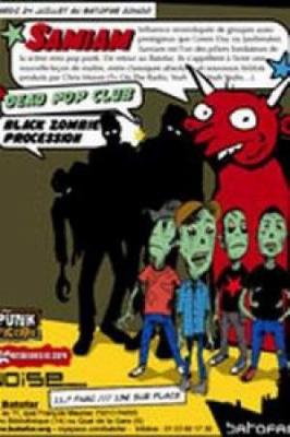 SAMIAM + DEAD POP CLUB + BLACK ZOMBIE PROCESSION