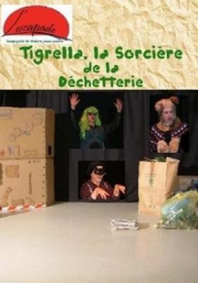 Tigrella, la sorciere de la dechetterie