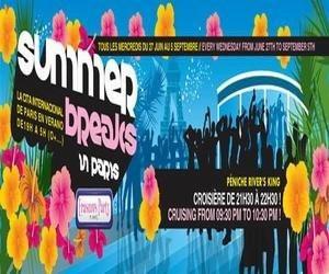 Summer Breaks in Paris...