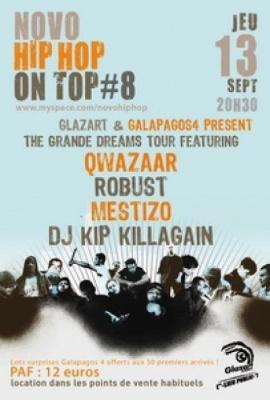 Novo hiphop on top # 8